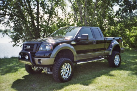 Ford F150 Super Cab 24