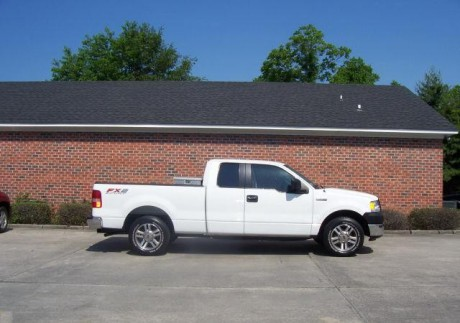 Ford F150 Super Cab 27
