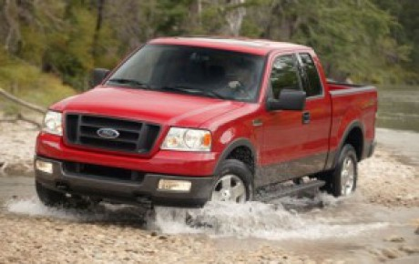 Ford F150 Super Cab 29