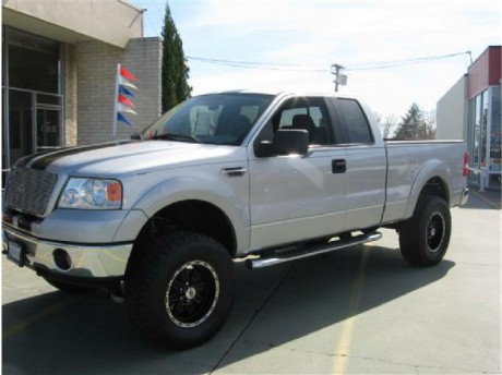 Ford F150 Super Cab 55