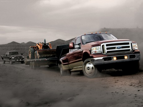 000 Ford F350 2006 012